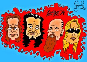 Slayer by biel12