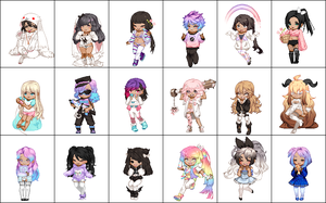 Gaia OTA Batch 4 4/18 Open by MissCotter