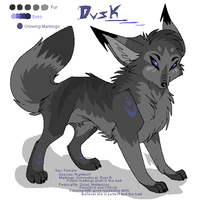 .:Dusk Reference:. by Daguu