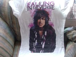 Yet Another New Falling In Reverse T-shirt by A7XFan666