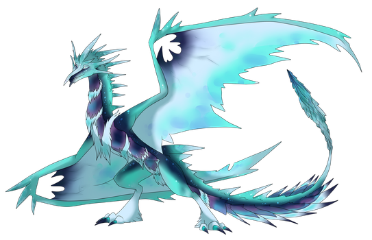 30 Day Dragon Challenge Ice by Eternity9