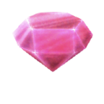 Pink Gemstone Thing by Summoner-of-Mist