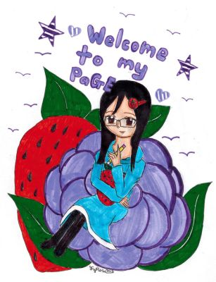 Welcome to My Page!! by FyRose