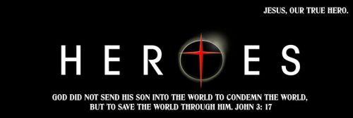 Jesus, our hero by Nilopher