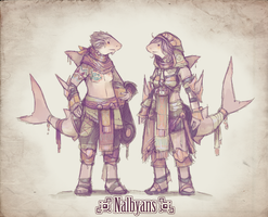 Nalbyans by Astral-Requin