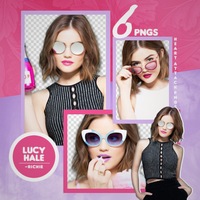 Photopack Png Lucy Hale 08 by Ricardo-Swift22