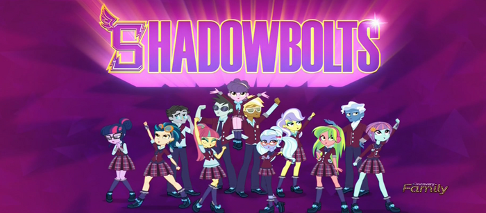 MLP Equestria Girls Friendship Games Moments 51 by Wakko2010