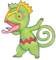 AT: Kecleon