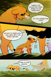Uncrowned Page 12 by lightningspam