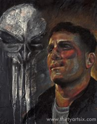 The Punisher by hever