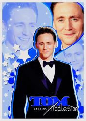 Tom Hiddleston by Radke95