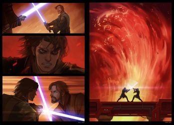 Star Wars - You were the chosen one! by Okha