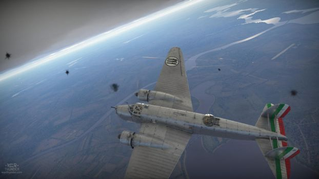 Heres comes the Flak! - BR20 by bismark236