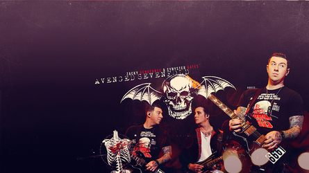 avenged sevenfold by aquite