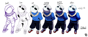 Sans-walk by veniRuco