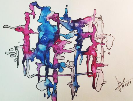 abstract art by Alex555x3