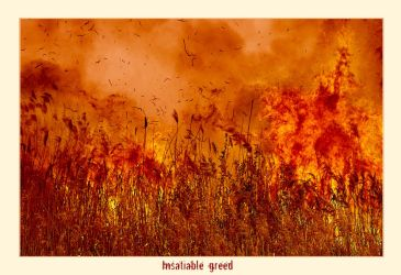 Insatiable Greed by Erni009