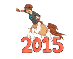 Towards 2015 by GreecemisisBiscuit