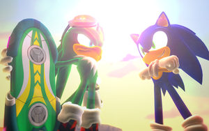 Speed Rivals by Nictrain123