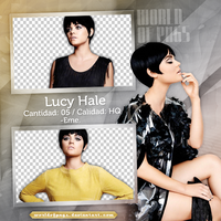 Pack png 469 - Lucy Hale by worldofpngs