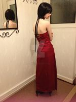 Ada Wong Resident Evil 4 Cosplay 3 by MasterCyclonis1