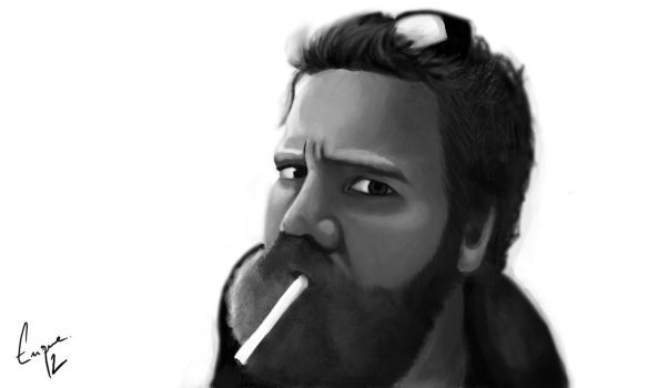 Ryan Dunn by GraficBorges
