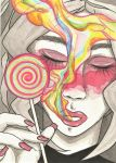 I get high on candy by SonaLorano