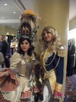 Rose of Versailles by gizzygizmo