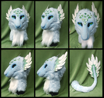 Feather Dragon by FeralFacade