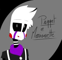 Marionette (or Puppet) by BlueBearys