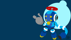 Mighty No 2 Minimalist by turpinator77