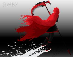 RWBY - Red by abomablenoman