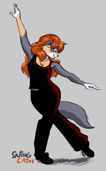 Swing Cat - Jazz Dance by workshop