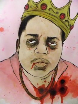 Zombiggie by charlottealicia