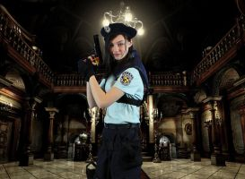 Jill Valentine Cosplay 2 by Collioni69