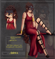 Lord Of Sins App: Andra by TigerBites