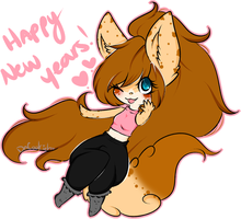 Happynewyears by DaCookieh