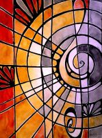 stained glass 2 by dushky