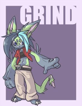 chronically pissed off by grindzone