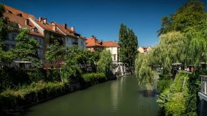 River Ljubljanica Canal by LunaFeles