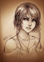 Keep calm and draw Nao by DreamerWhit