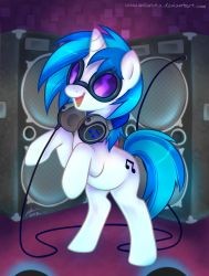 DJ Pon-3 in the house! by onnanoko