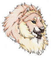 Comission Headshot- The Great Gatsby by NicoleChiorato