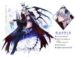 - LUCIFER - RAFFLE - CLOSED - by Noreth-Adopts