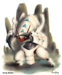 Golisopod Shiny Pokemon by Maucen