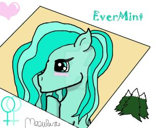 Evermint Profile' by MrMeowpants