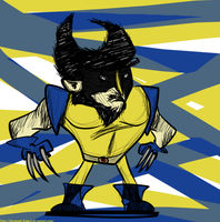 DS: Wilson Wolverine by Hisscale