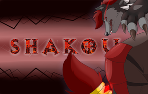 Demonic Shakou [Wallpaper] by nexus196