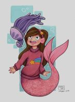 Mabel [Monster Falls] by YorikBone