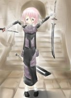 WaterColor: Crona by Ab-anna